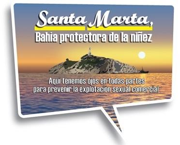 Santa Marta Bahía Protectora de la Niñez